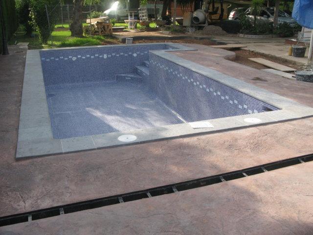Construcci n de piscinas castell n precio piscina de obra - Precio construccion piscina ...